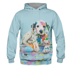 BLUZA Z KAPTUREM BAD PUPPY
