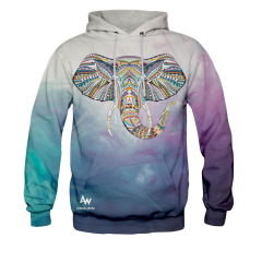 BLUZA Z KAPTUREM MAGIC ELEPHANT