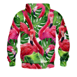 BLUZA Z KAPTUREM BIRD JUNGLE