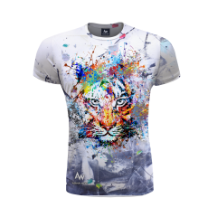 BLUZA SPLASH TIGER